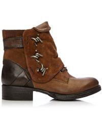 Moda In Pelle - Brendi Tan Leather - Lyst