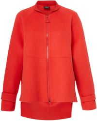 Akris - Valerie Cashmere Double Face Jacket - Lyst
