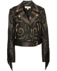 Elie Saab - Tailored Studded Jacket - Lyst