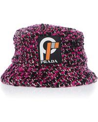 Prada - Knicker Boker Hat - Lyst