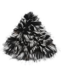 Gigi Burris Millinery | Narcissa Fox Fur Hat | Lyst