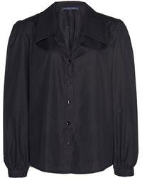 Zeynep Arcay - Cotton Button Down Shirt - Lyst