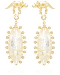 Daniela Villegas - One-of-a-kind Expansion Earrings - Lyst