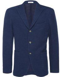 Boglioli - Military Knit Jersey K Jacket - Lyst
