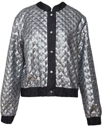 Kalmanovich - Sequin Embroidered Bomber Jacket - Lyst