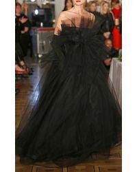Djaba Diassamidze - Alix Noire Ball Gown - Lyst