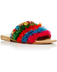 Stella Jean - Zone Manager Slippers - Lyst