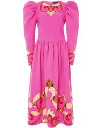 Manish Arora - Rodeo Bling Embroidered Long Dress - Lyst