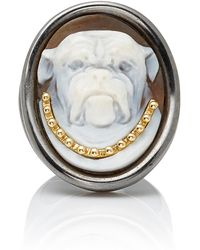 Amedeo - One-of-a-kind Jack Ring - Lyst