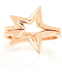 Kwiat - Star Friendship Ring Set Of Two - Lyst