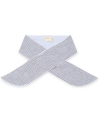 Donni Charm - Donni Double Cotton Scarf - Lyst
