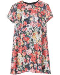 Goen.J - Sequined Mini Dress - Lyst