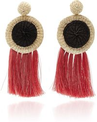 Johanna Ortiz - M'o Exclusive Opium War Fringe Earrings - Lyst