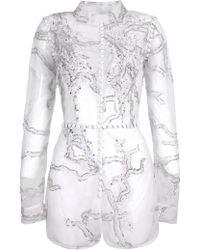 Thai Nguyen Atelier - The Amelia Shirt - Lyst