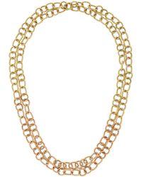 "Nancy Newberg - Twist Link 40"" Chain Necklace - Lyst"