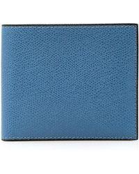 Valextra - Leather 6cc Wallet - Lyst