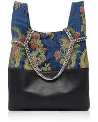 Hayward - M'o Exclusive Shopper With Chain - Lyst