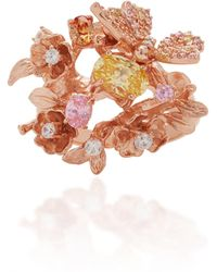 Anabela Chan - M'o Exclusive Rose Orchard Ring - Lyst