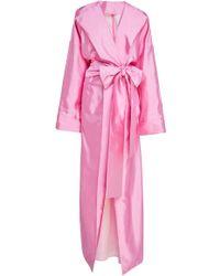 Rosie Assoulin - Oversized Sash Coat - Lyst