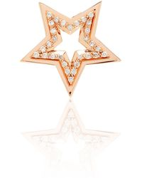 Kwiat - Single Shinging Star Earring - Lyst