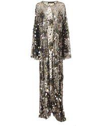 Jenny Packham - Almandine Sequin Coat - Lyst