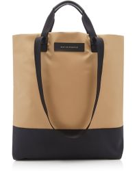 Want Les Essentiels De La Vie - Dayton Leather-trimmed Shell Shopper Tote - Lyst