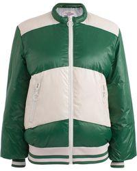 63c9f069ae Stella Mccartney  simone  Bomber Jacket in Pink - Lyst