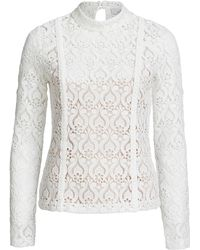 We Are Kindred - Romily Lace Blouse - Lyst