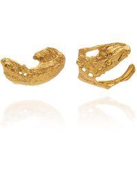 Alighieri - The Treasure Of The Earth Earrings - Lyst