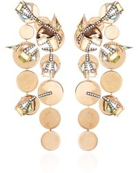 Nak Armstrong - Patchwork Earrings - Lyst
