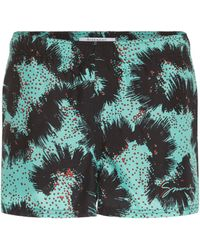 Givenchy - Tie-dye Swim Shorts - Lyst