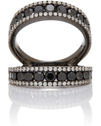 Colette - Double Ring - Lyst