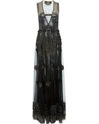 Cucculelli Shaheen - Helios Full Skirted Dress - Lyst