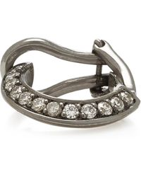 Jack Vartanian - Single Diamond Ear Cuff - Lyst
