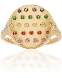 Devon Woodhill - Jane Signet Multi Ring - Lyst