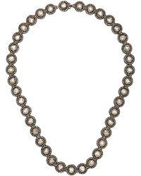 Sanjay Kasliwal - One-of-a-kind Rose-cut Diamond Necklace - Lyst