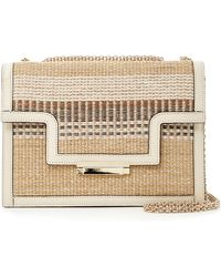 Aerin - Shoulder Bag With Chain Strap - Lyst