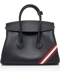 Bally - Sommet Top Handel Leather Tote - Lyst