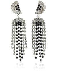 Lulu Frost - Synth Crystal Statement Earrings - Lyst