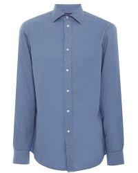 Ralph Lauren - Aston Cotton-twill Shirt - Lyst