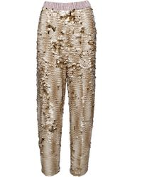 Anouki | Sparkly Loose Pants | Lyst