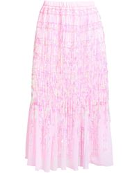 Romance Was Born - Angel Dribble Skirt - Lyst
