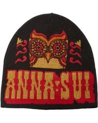 Anna Sui - James Coviello For Whoo's That Pussycat Hat - Lyst