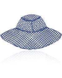 Etro - Net Hat - Lyst