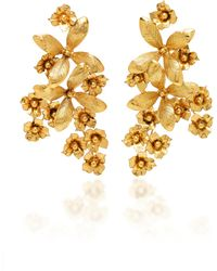 Jennifer Behr - Ophelia Earrings - Lyst