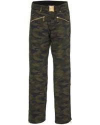 Bogner - Franzi Camouflage-print Trousers - Lyst