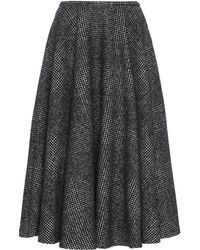 Rochas - A Line Skirt - Lyst