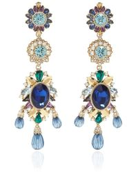 Marchesa - Chandelier Drama Earrings - Lyst