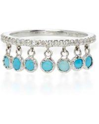 Sharon Khazzam - Turquoise Shimmee® Ring - Lyst