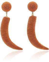 Rebecca de Ravenel - Pasha Tusk Earrings - Lyst